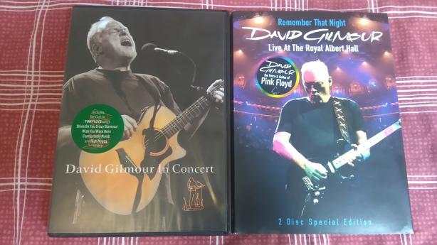 Dave gilmour dvd