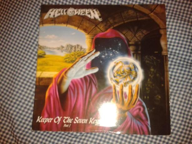 Helloween Vinyl