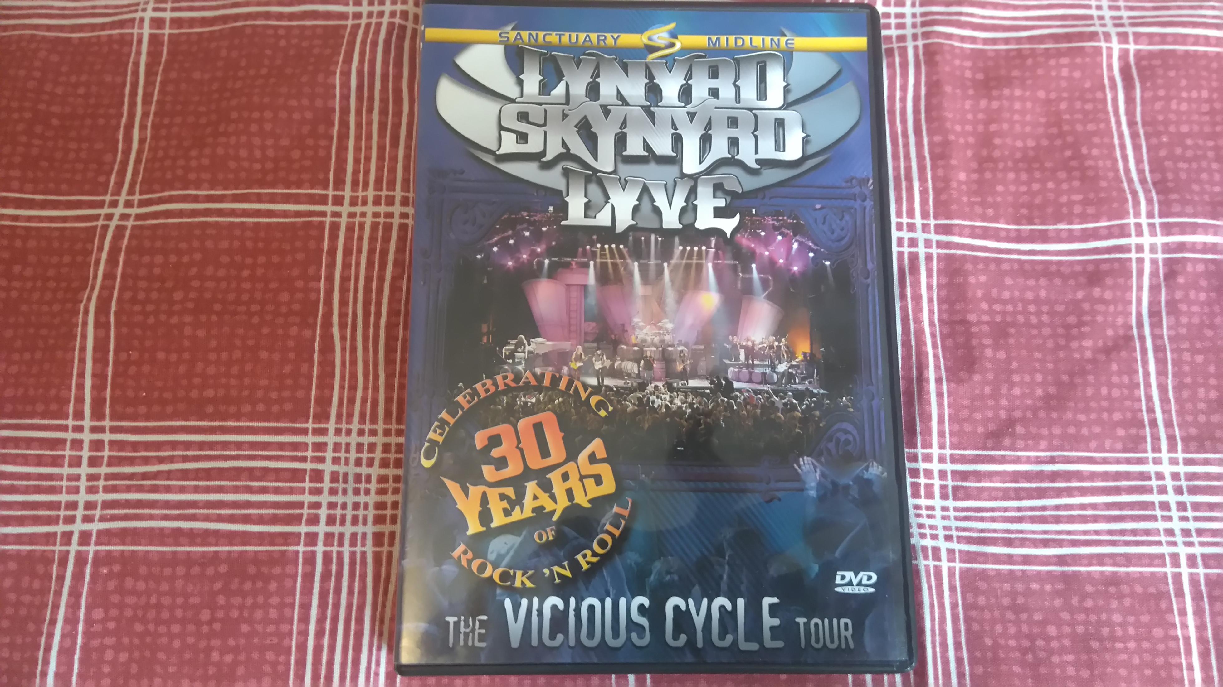 Lynyrd skynrd dvd.JPG