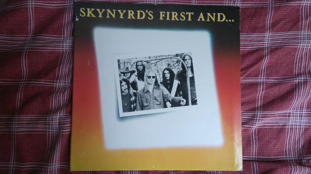 Lynyrd Skynyrd Vinyl.JPG