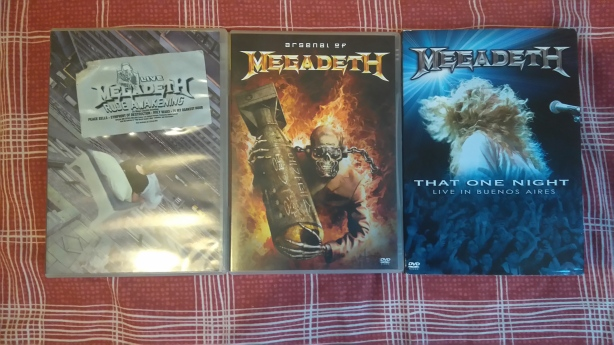 Megadeth DVD