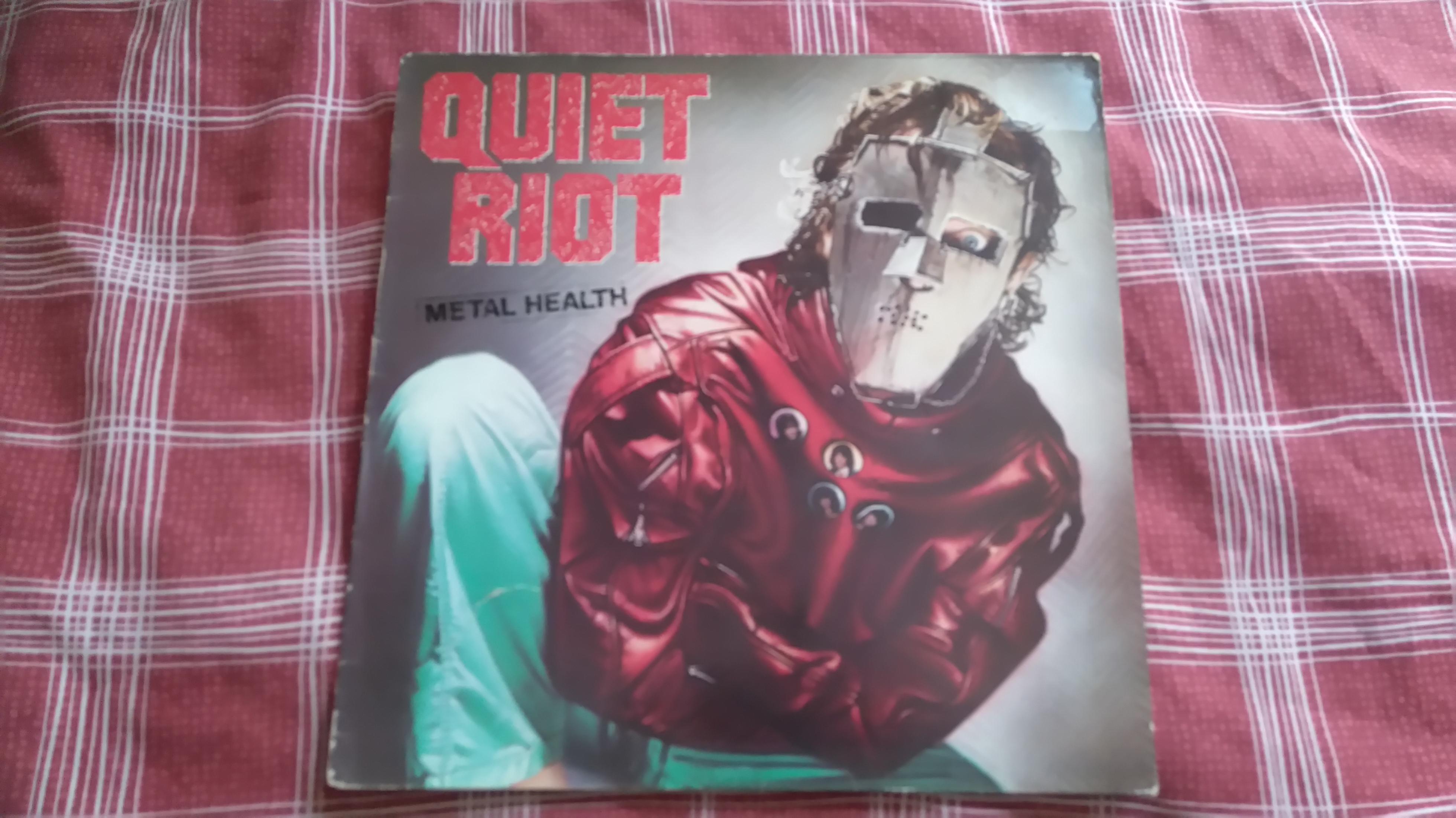 Quiet Riot Vinyl.JPG