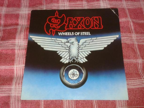 Saxon Vinyl