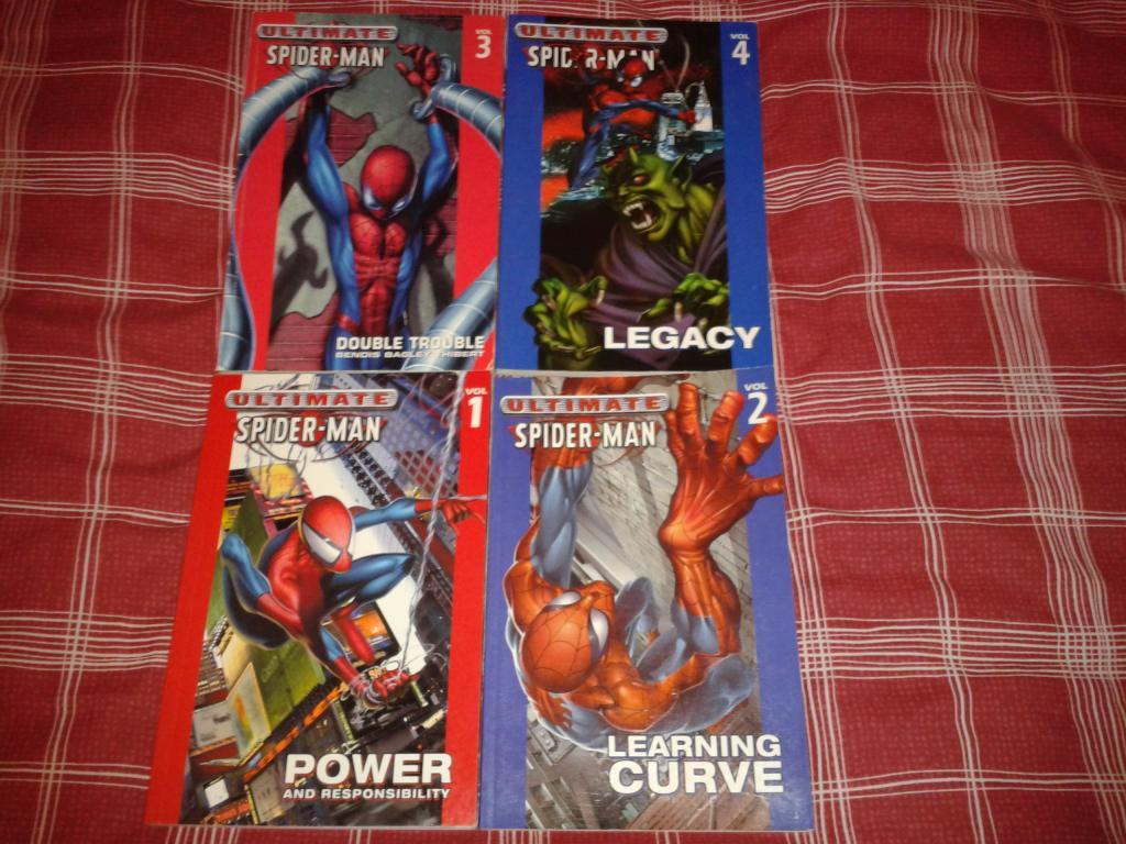 Ult Spiderman 1 onwards.JPG