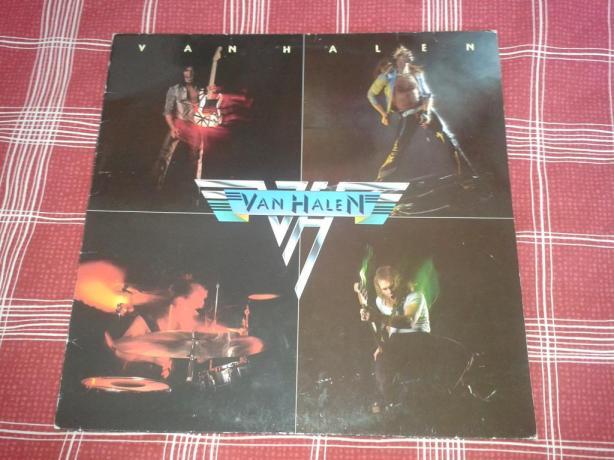 Van Halen Vinyl