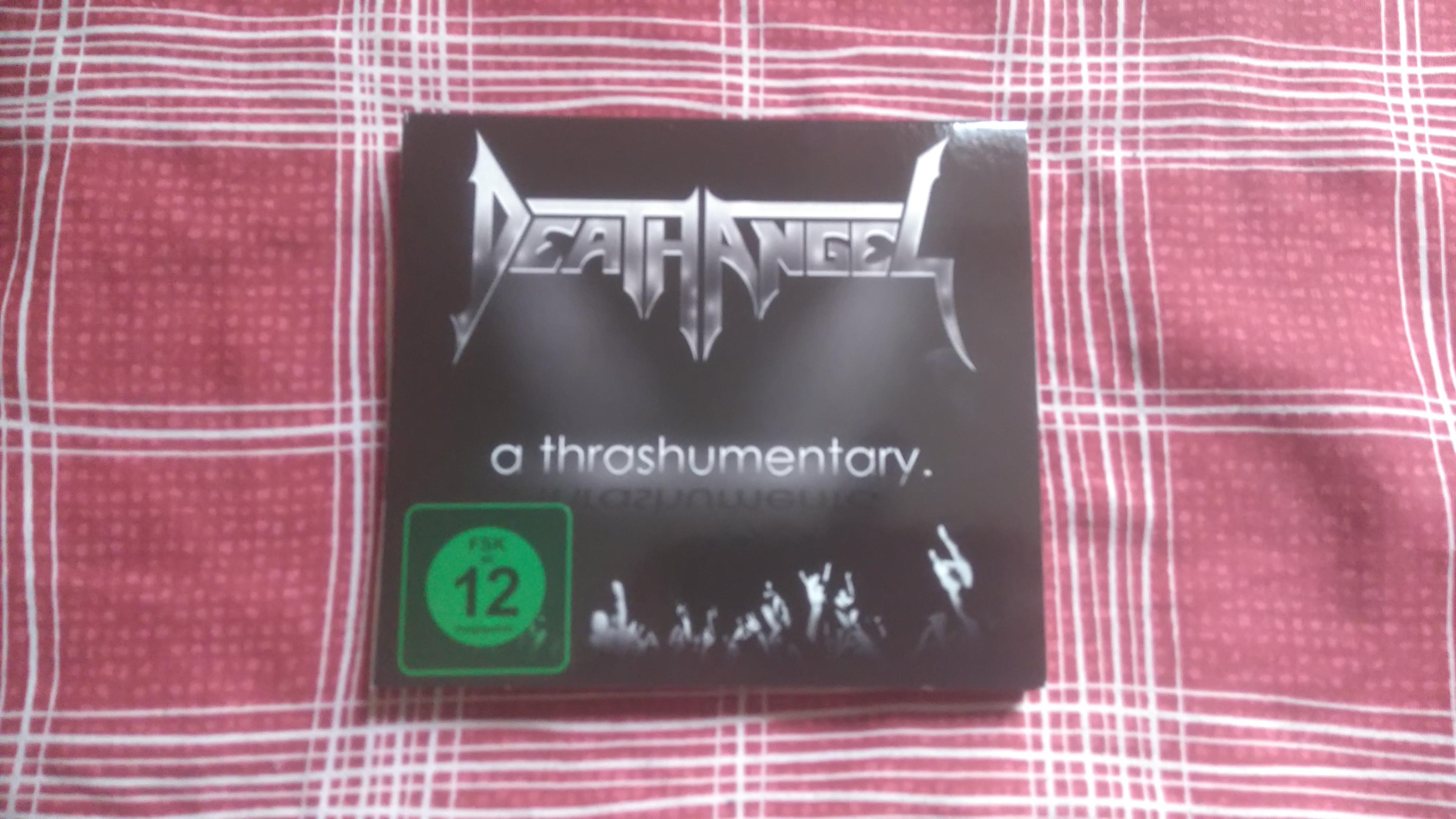 Death Angel DVD