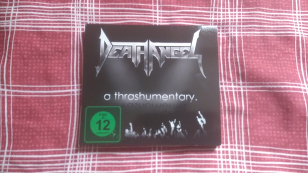 Death Angel DVD